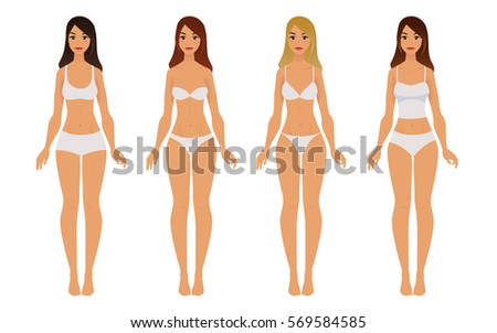 types of woman fashion