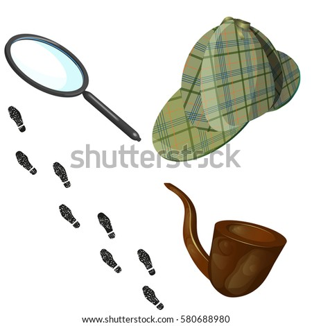 typical items of detective