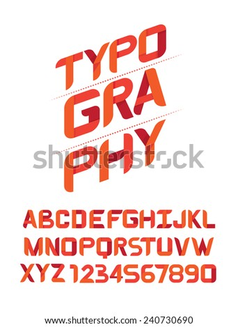 typography design font for you