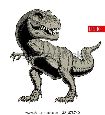 tyrannosaurus rex or t rex