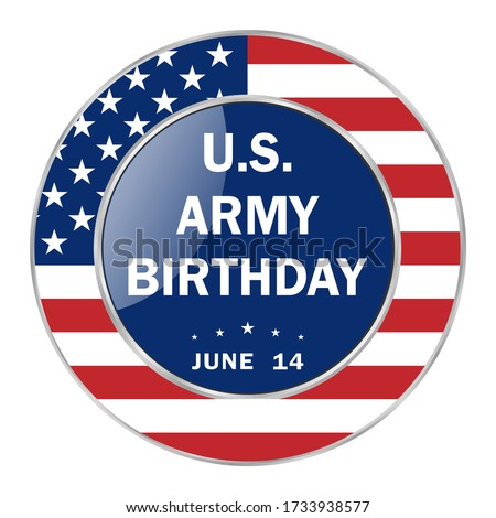 us army birthday patriotic