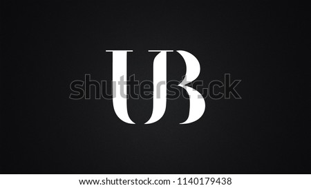 ub logo popular royalty-free vectors | imageric, Ub Presentation Template, Presentation templates