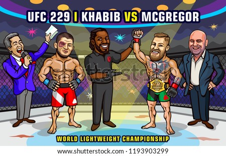 ufc 229  khabib vs mcgregor is