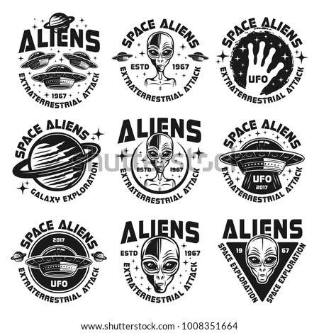 ufo and aliens collection of