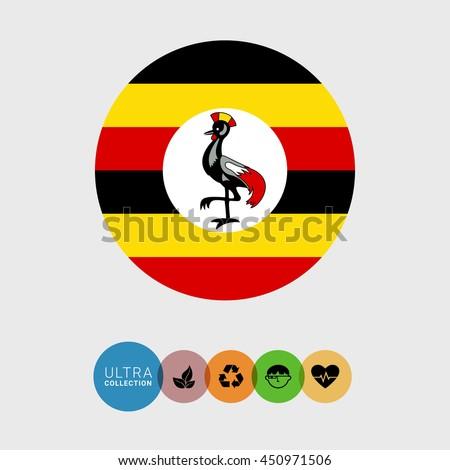 Shutterstock Uganda flag