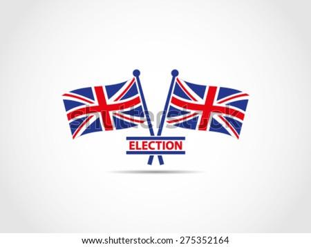 UK Britain Election Emblem