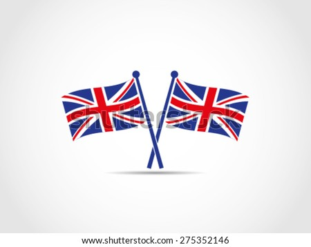 UK Britain Emblem