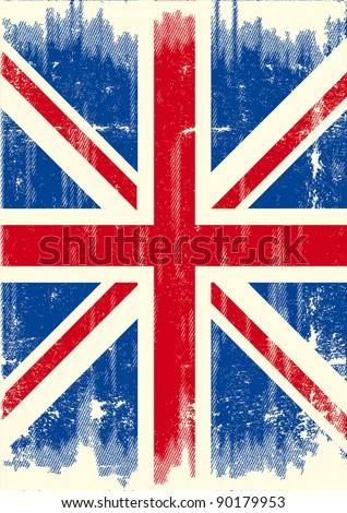 uk dirty flag a uk flag with a