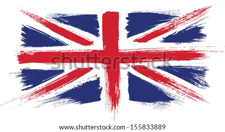 uk flag united kingdom  great