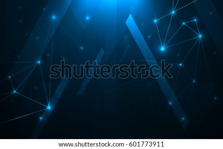 Shutterstock Ultra HD Abstract Sci Fi Technology Wallpaper Suitable for Application, Desktop, Banner Background, Print Backdrop and Other Print and Digital Work Related