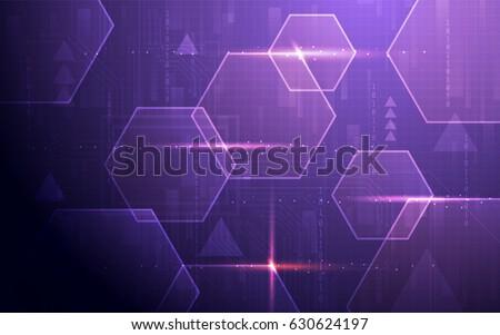 ultra hd purple sci fi