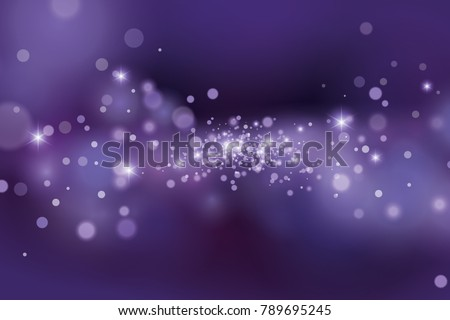 ultra violet space background