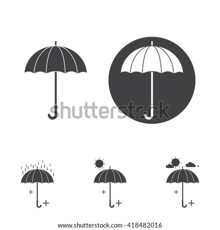 umbrella iconumbrella icon