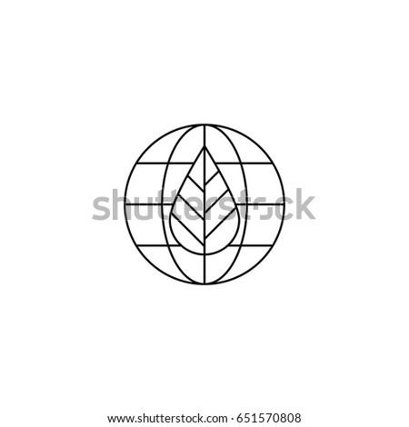 umrella icon line icon for