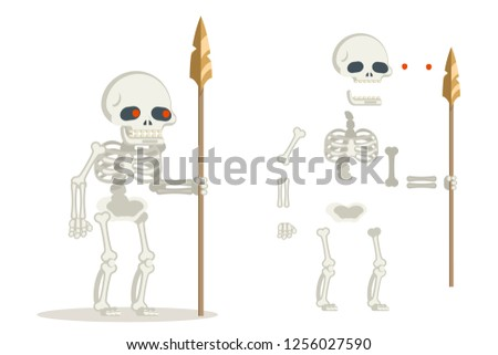 undead skeleton guardian
