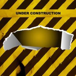 under construction background. vector design
