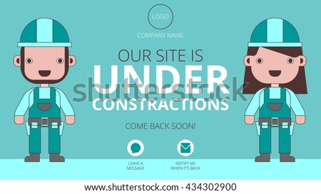 under construction come back