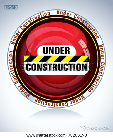 under construction web icon