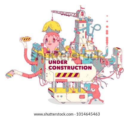 under construction web site