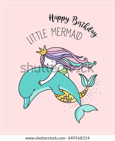 under the sea   little mermaid