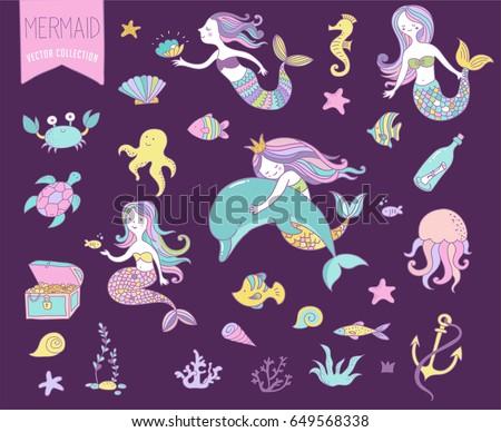 under the sea   little mermaid