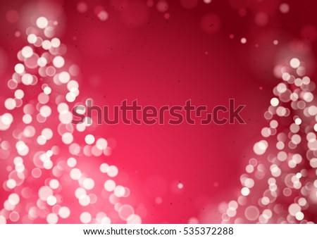 unfocused blurred lights and