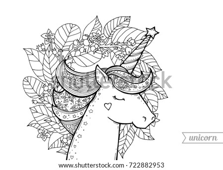 unicorn  flower bouquet
