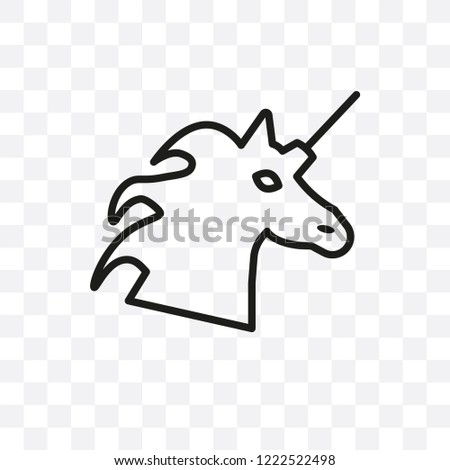 Unicorn Vector Png At Vectorified Com Collection Of Unicorn
