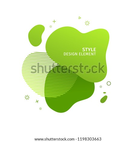 unique abstract graphic