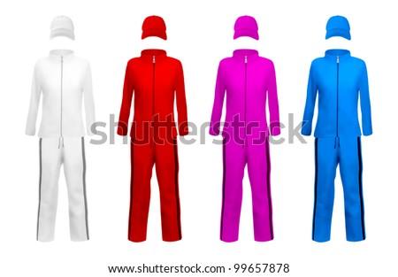 Free Track Suit Vector - Download Free Vector Art, Stock Graphics ...