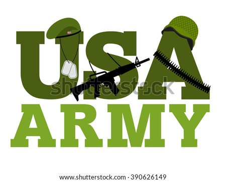 united states army american