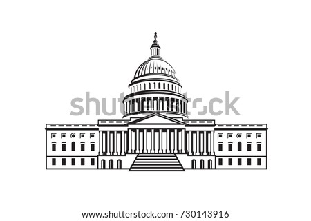 US Senate logo vector