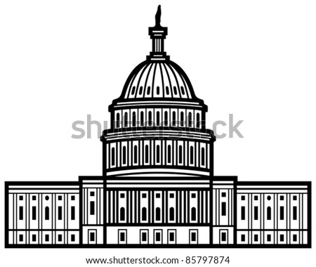 United States Capitol (Capitol hill, U. S. Capitol dome)