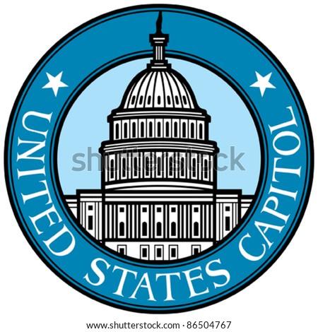 United States Capitol (Capitol hill, U. S. Capitol dome)