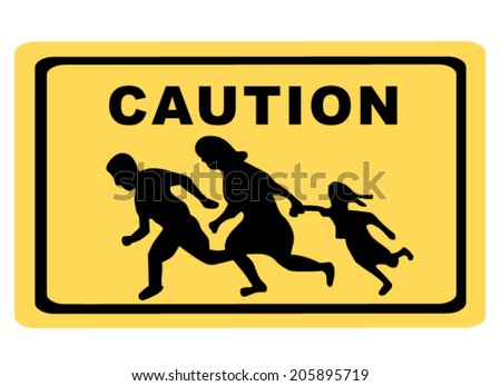 united states caution running