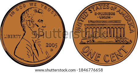 united states copper penny