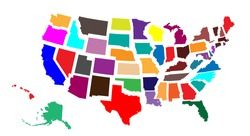 United States - Every State Included