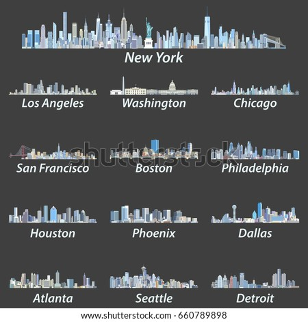 united states largest cities
