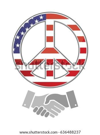 united states peace america