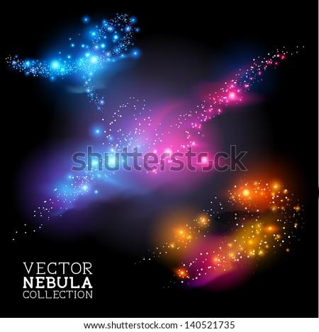 universal nebula space