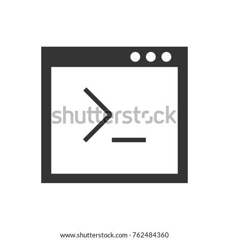 unix code icon