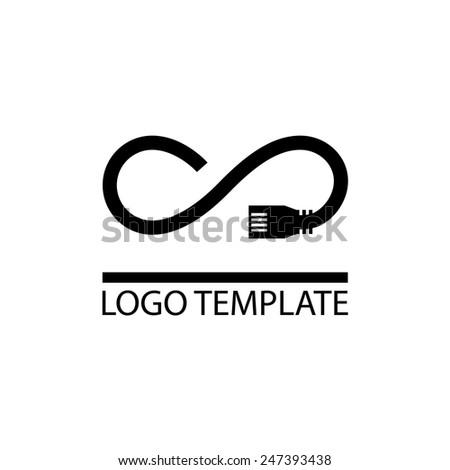 unlimited internet company logo