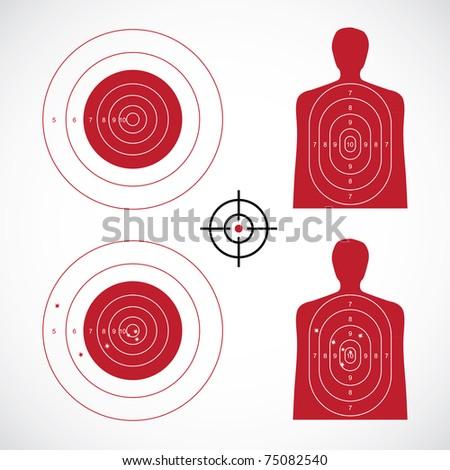 unused and set the targets - illustration