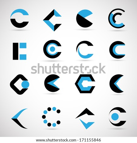 Letter c design free vector download (2,091 Free vector) for ...