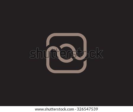 unusual quirky vector logo
