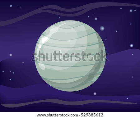 uranus planet seventh planet