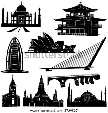 urban architecture building