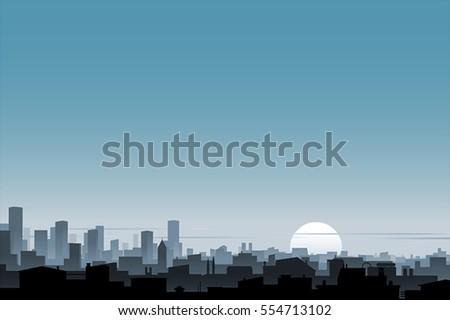 Urban Background Banner