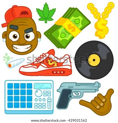 urban bad boy dj gangsta ghetto
