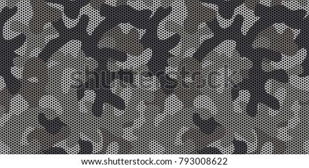 urban camouflage masking mesh